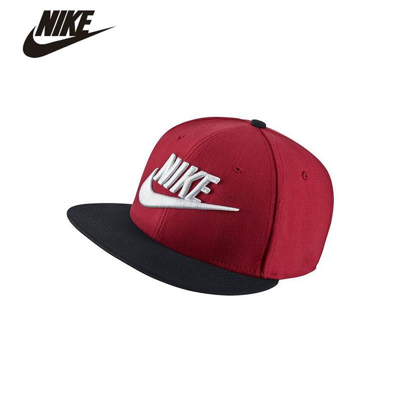 ea1c4dc76102d Original New Arrival 2017 NIKE FUTURA TRUE- RED Unisex Baseball Sport Caps  Sportswear