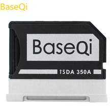 "Original baseqi Aluminum Internal MiniDrive Micro SD Card adapter For Microsoft Surface Book 13"" and Surface Book 2 13"""