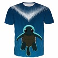 Newest Style Pokemon Prints tshirts Cute Squirtle 3D t shirt Men Women Funny Cartoon t shirts Male Casual tee shirt Hip Hop Tops