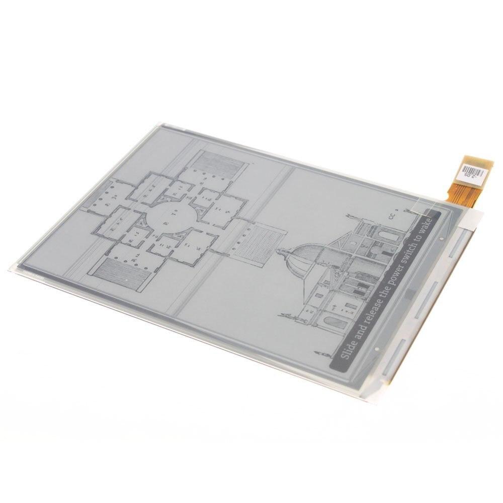 bilder für Original pvi 6 zoll ed060sce ed060sce (lf) t1 e-tinte display für nook2 sony prs-t2 sony prs-t1 kostenloser versand