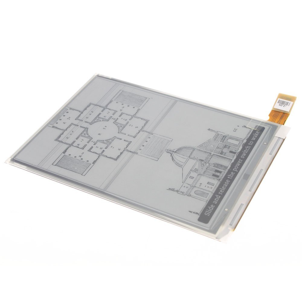 original  PVI 6 inch ED060SCE ED060SCE(LF)T1 E-ink display for NOOK2 SONY PRS-T2 SONY PRS-T1 free shipping sony reader pocket edition prs 300 киев