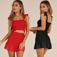 2 piece outfits for women pink outfit sexy two 2019 fashion girls matching sets clothes sleeveless club