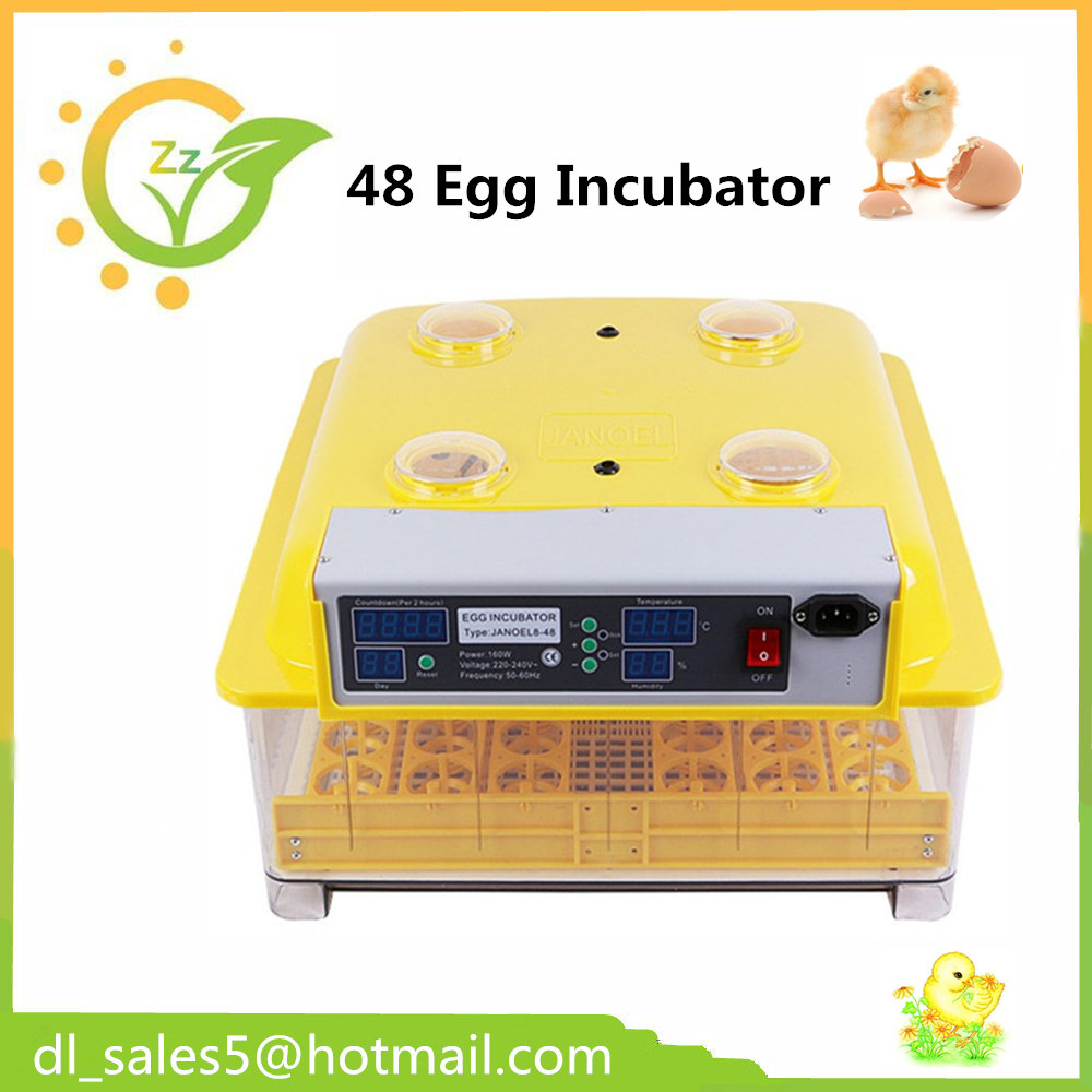 Fast ship from Germany ! Eggs Automatic Poultry Chicken Hatcher Machine