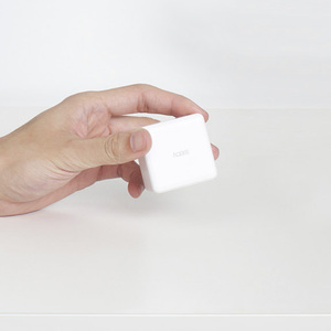Image 3 - Original Aqara Magic Cube Controller Zigbee Version Controlled by Six Actions For Smart Home Device Work with Mijia Home App