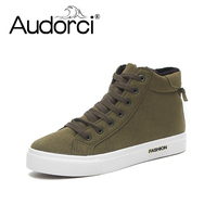 Audorci Women Winter Shoes Suede Warm Platform Snow Ankle Shoes Women Casual Shoes Round Toe Sneakers