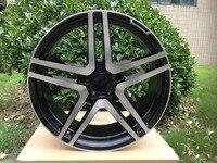 18 S65 AMG стиль серый диски колес подходит е класса E350 E320 E500 E550 W815