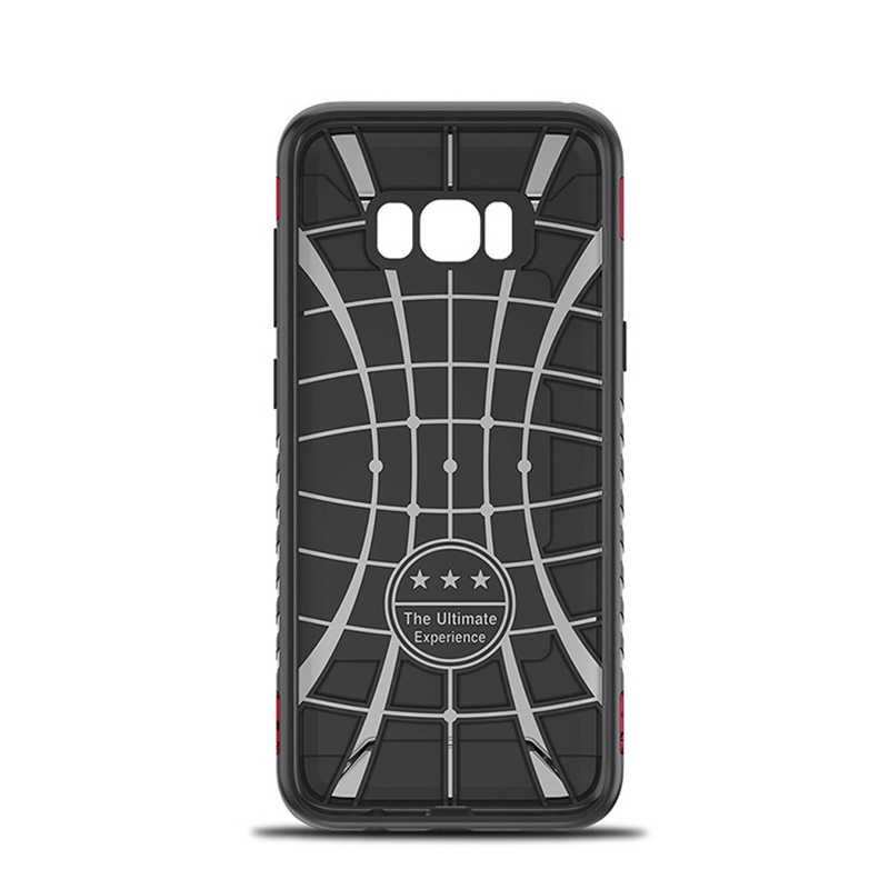 Tugas Berat Mobil Mobil Armor Case untuk Samsung Galaxy S8 S9 S10 S20 A6 A7 A8 Plus 2018 A5 A7 j5 J7 2017 S7 Note 8 9 10 Plus Cover