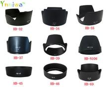 Camisa para câmera nikon, HB 32 HB 34 HB 35 HB 37 HB 39 HB N106 HB 45 HB 46 HB 69, lente da câmera, 1 peça