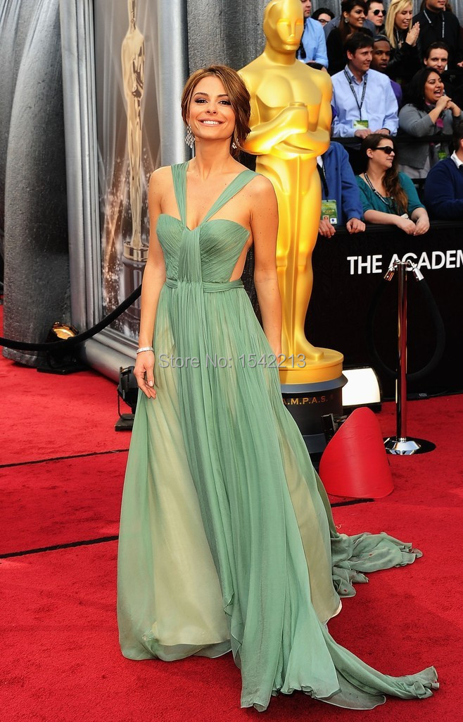 Oscars style dresses