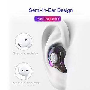 Image 5 - BANDE Mini Wireless BLuetooth Earphone Stereo In Ear Bluetooth  Earphone Headset For Ip7 8 Plus For Android