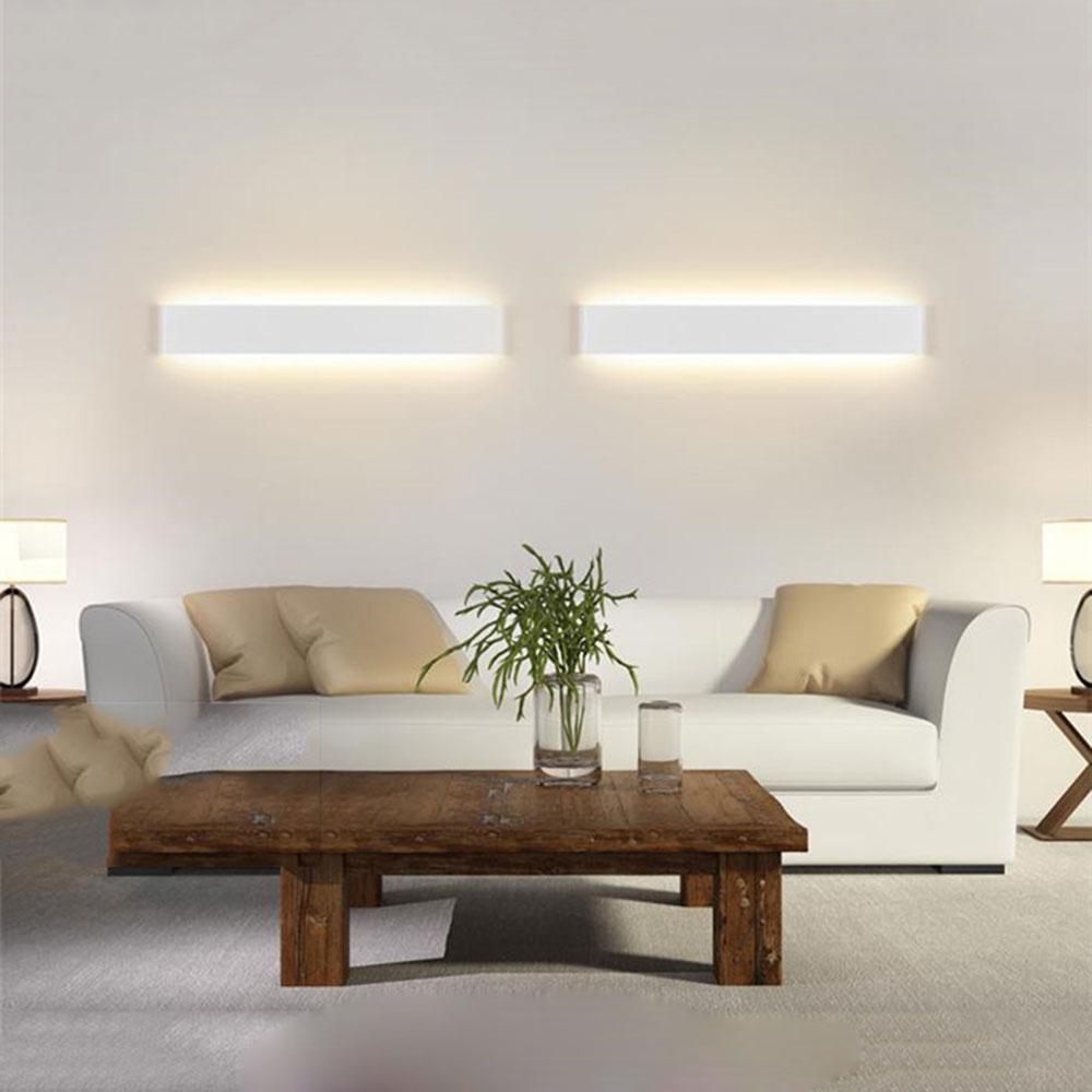 wall lights mounted living led lamp background lamps mirror lighting 110v 220v