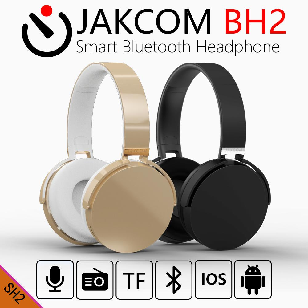 JAKCOM BH2 Smart Bluetooth Headset hot sale in Mobile Phone Touch Panel as cowon ginzzu 5036d