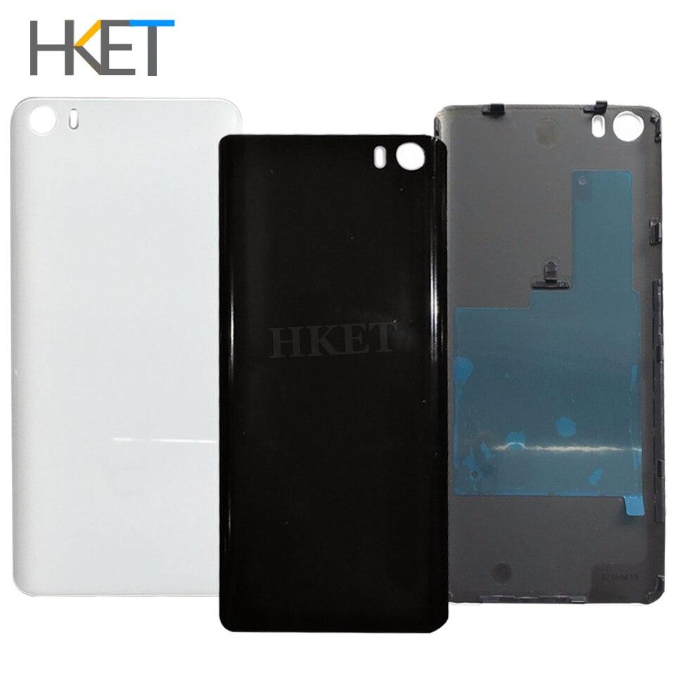 imágenes para Original 3D Caso de la Cubierta de Batería de Cristal para Xiaomi Mi5 Durable Volver Cubierta Del Teléfono Funda protectora Para xiaomi mi 5