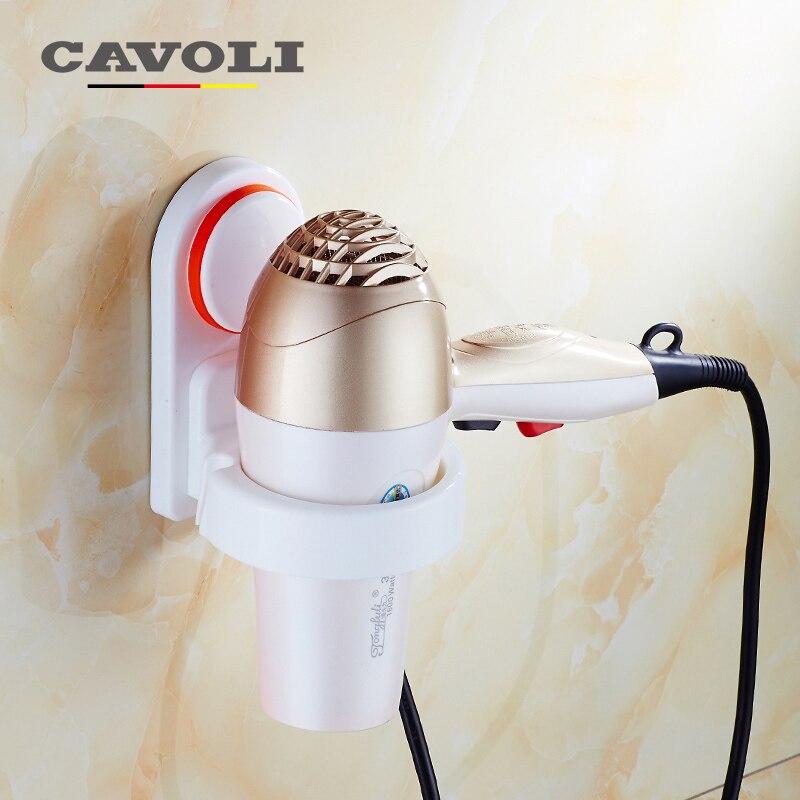 Cavoli Environmental Protection Material Hair Dryer Holder