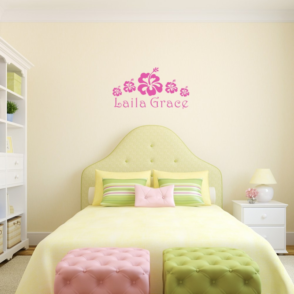 Famous Personalized Names For Wall Decor Picture Collection - Wall ...