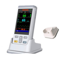 Cheap price portable handheld mini home use vital sign monitor portable clinic patient monitor home use portable 90