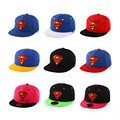 2016 Fashion Men Women Kids Boy Girl Children Superman Batman Snapback Caps Hat Adjustable Gorras Hip Hop Baseball Cap 3-8 year