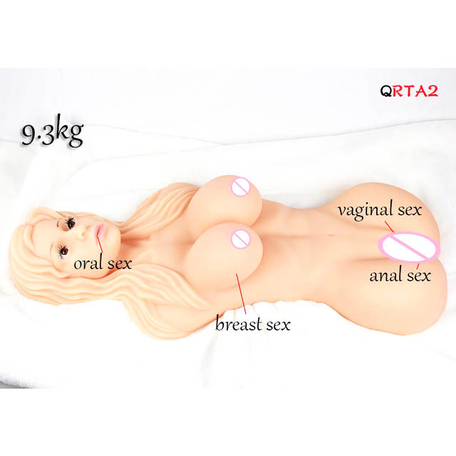 Male sex toys ass tits pussy