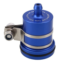 Тормозной масляный стаканчик мотоцикл модифицированный тормозной насос ЧПУ трехмерный резервуар для масла синий