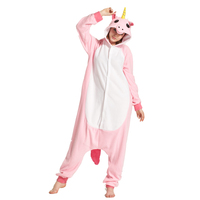 Ultra Low Unicorn Onesie Pink Blue Pyjamas Jumpsuits Rompers Adult Animal Sleepsuit Pajamas Costume Cosplay
