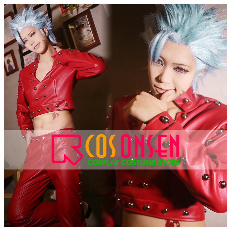 Aliexpress.com : Buy COSPLAYONSEN The Seven Deadly Sins