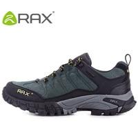 RAX водонепроницаемый Пеший Туризм обувь Мужская Уличная обувь женская зимняя обувь Восхождение snekaers A558