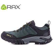 RAX waterproof hiking shoes men outdoor shoes women winter shoes climbing snekaers A558 rax b656