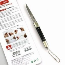 Japaniess Style 5904 high quality stainless steel folding knife eco-friendly fruit knife gift