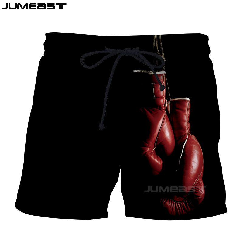 Jumeast Brand Men/Women 3D Printed Hanging Boxing Gloves Shorts Trunks Quick Dry Beach Casual Sweatpants Board Shorts Pants-in Board Shorts from Men's Clothing on AliExpress - 11.11_Double 11_Singles' Day 1