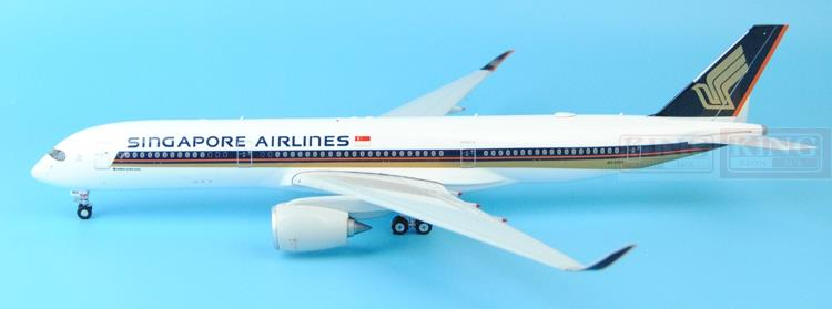 Eagle New: 100032 Airlines Singapore 9V-SMA 1:200 A350-900 commercial jetliners plane model hobby