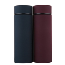 High Grade Royal Color Thermos cup Mug Vacuum Cup 500ML Insulated Thermal Bottle Thermoses Flask Water