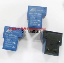 SLA-12VDC-SL-A   T90  12V  4/5 30A