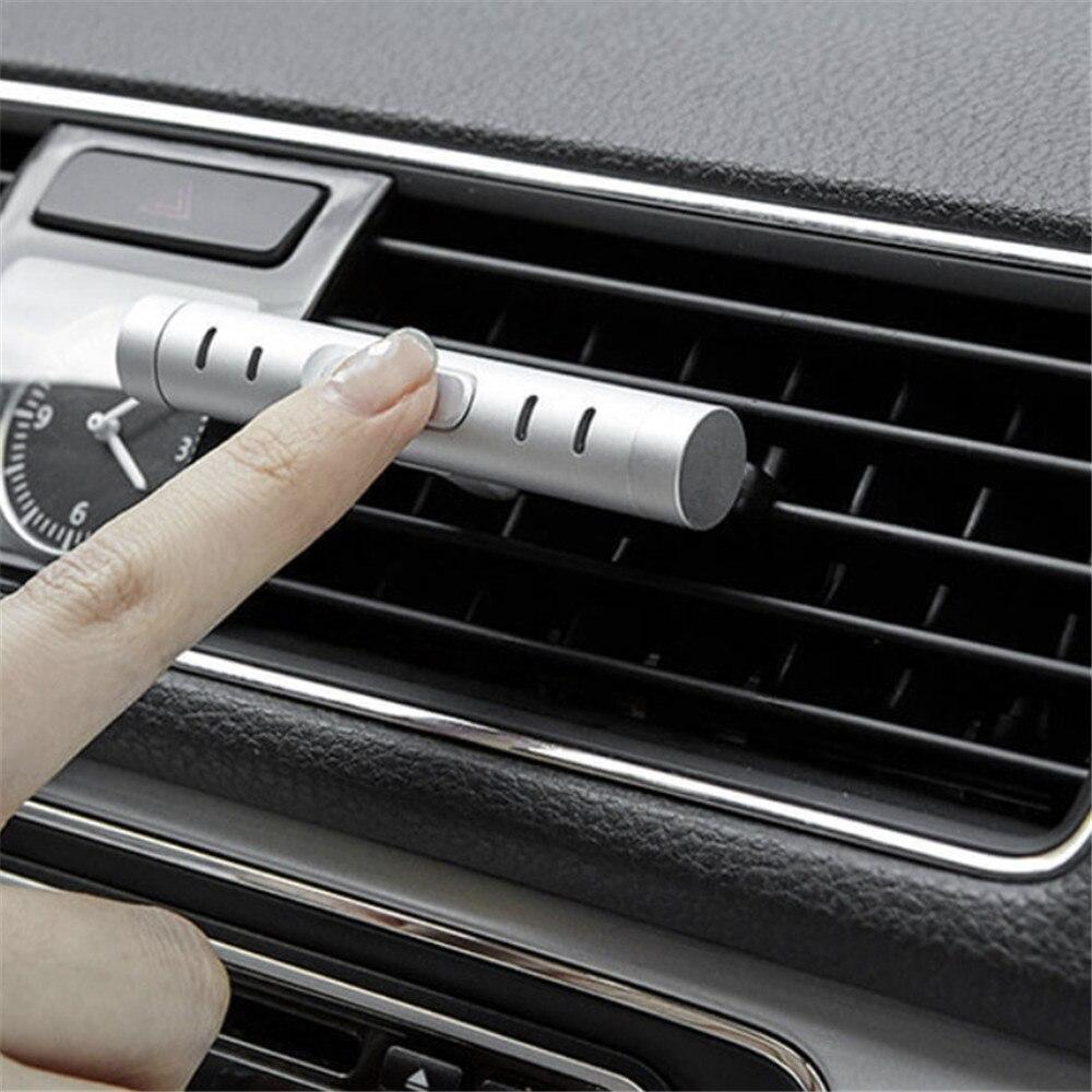 Ambientador de ar do carro para xiaomi marca auto saída perfume ventilação ambientador no carro ar condicionado clipe difusor sólido perfume