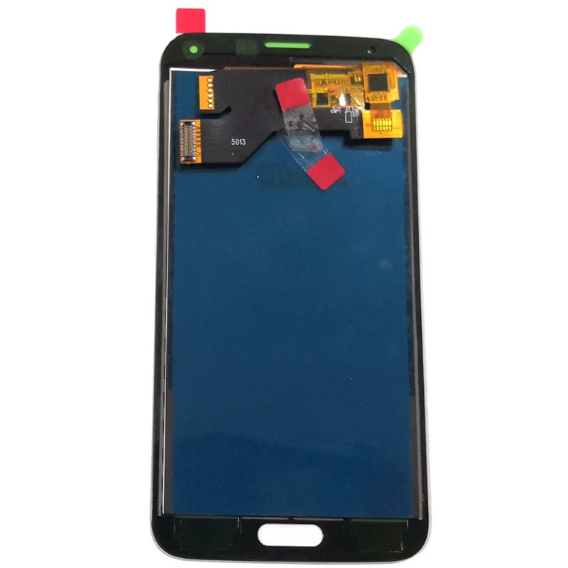 For Samsung Galaxy S5 G900 <font><b>G900F</b></font> SM-G900 G900M G900T G900I G900P Lcd Screen+display+Touch Glass Assembly Replacement TFT version image