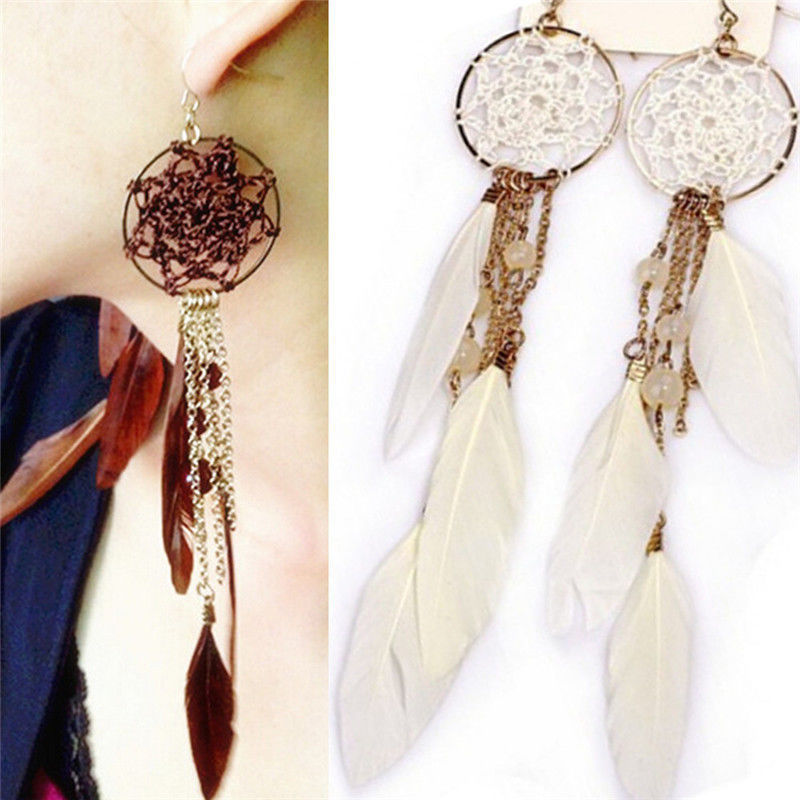 Popular Dream Catcher Earrings