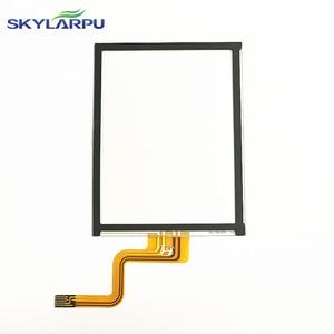"""Image 1 - Skylarpu 4.2 """"inç Dokunmatik Ekran Trimble GEO XR 6000 GEO XH 6000 El GPS bulucu dokunmatik ekran digitizer paneli Değiştirme"""