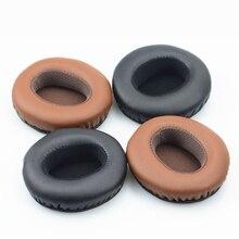 Replacements Foam Ear Pads Cushions for Sennheiser MOMENTUM 2.0 Headphones Earpads Black Brown