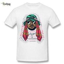 2018 New Arrival Men schoolboy Q T-Shirts Crazy Hip Hop T Shirt