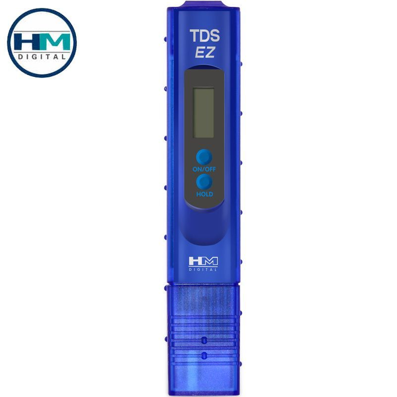 Brand New TDS-EZ HM Digital Tds per la Qualità Dell'acqua Tester Originale Economy Modello 0 ~ 9990PPM