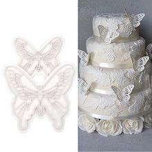 Mould Decoration-Tools Cake-Decor 3d-Mold Flower Lace Butterfly Silicone Fondant-Cake