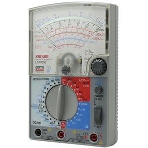 Image 3 - sanwa EM7000 Analog Multitesters/FET Tester  High sensitivity for measurement of lower capacitance