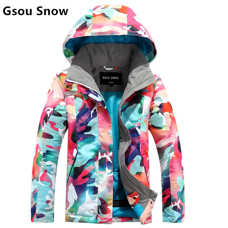 купить The new snow gsou ski suit ski suit for children of the children's wind proof super strong warm онлайн