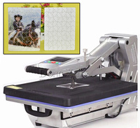 T shirt Heat Press Machine with Drawer for transfer image without Hydraulic for T shirts, cloth, mouse pads, rock photos, tiles
