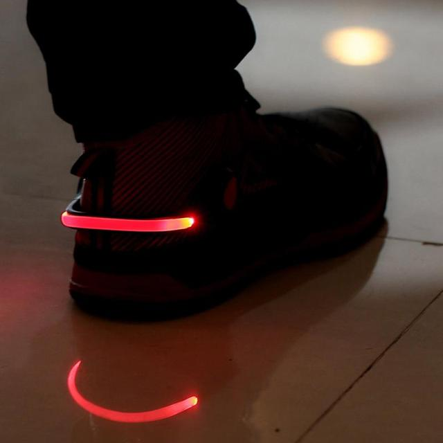 Outdoor LED Sports Shoe Light Gadget 3