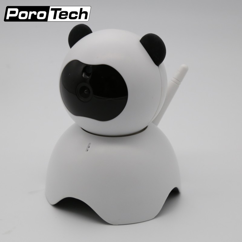 PD10 Panda PTZ Camera HD 1080P WIFI P2P Motion detection night vison Wireless Security Surveillance IP camera baby monitor