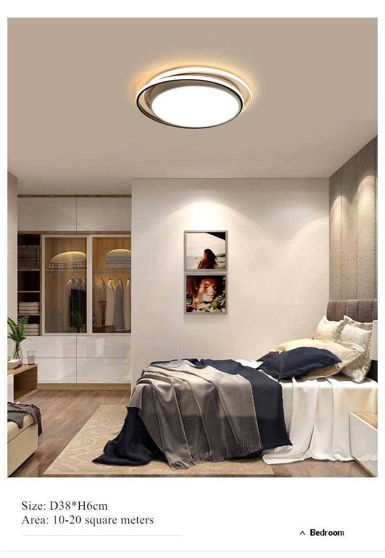 modern led chandelier ceiling lamp 15