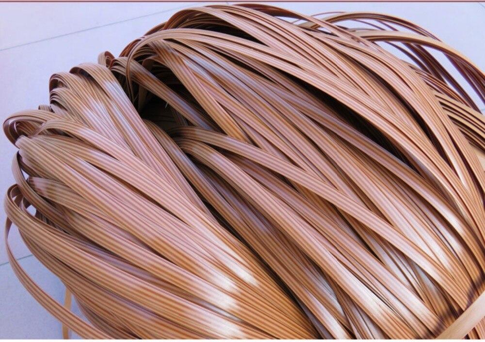70Meters/lot  Width:8mm. Thickness:1.2mm Simulation Rattan knit handmade cane chair repair Plastic PE PVC Vines Rattan70Meters/lot  Width:8mm. Thickness:1.2mm Simulation Rattan knit handmade cane chair repair Plastic PE PVC Vines Rattan