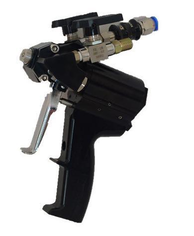 Пистолет распылитель из пенополиуретана, ручной инструмент для рисования стен, распылитель из пенополиуретана