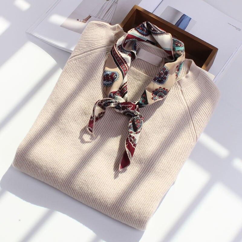 85*33 Lovely cashew Print Triangle Scarves Soft Comfortable Fashion Headband Decorative  ...