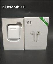 I11 СПЦ Bluetooth 5,0 наушники беспроводной мини стерео с микрофоном для IPhone Xiaomi Мобильный Android Ios телефоны